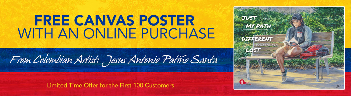Free Poster with Purchase