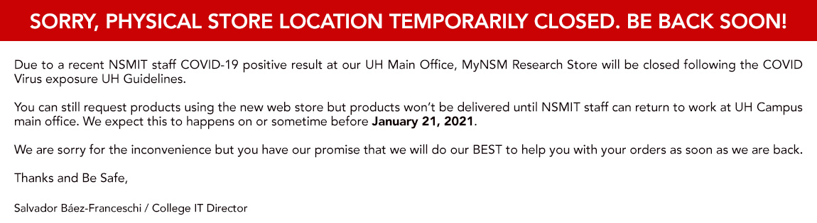 Store Message