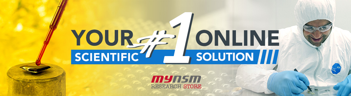 Your #1 Research Store Banner