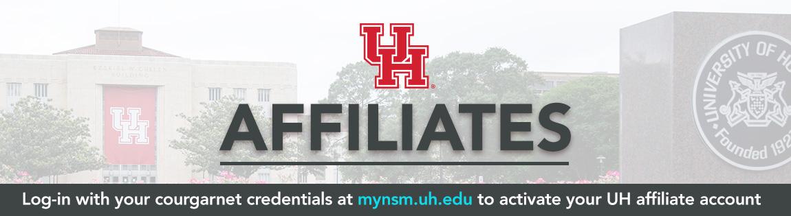 UH Affiliates Banner