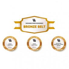 UH Energy Sustainable Energy Development Program Bronze Belt (Promo)