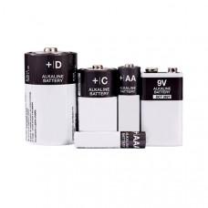 Batteries - Various Sizes