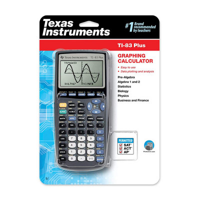 Graphing Calculator TI-83 Plus
