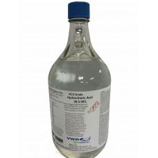 Hydrochloric Acid - HCL - 2.5L - VWR