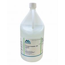 Hydrogen Peroxide - 30% Solution - 4L