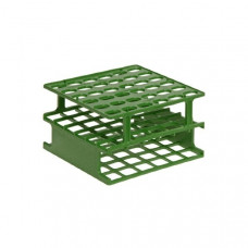 Test Tube Half Rack - Unwire - 13mm - 36PL - Green - 5972-0413