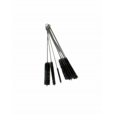 Cleaning Brushes - 8.2 Inches - Black - 10PK