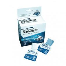 FogShield XP - Anti-Fog Lens Cleaning - 25 pads