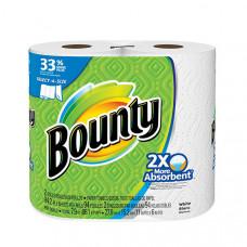 Bounty Paper Towel - 2 Rolls