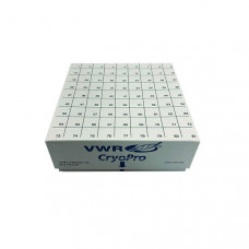 """2"""" Cryogenic box - 81 cell divider"""