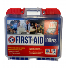 First Aid Kit - 100 pcs