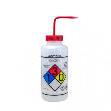 Acetone Wash Bottle