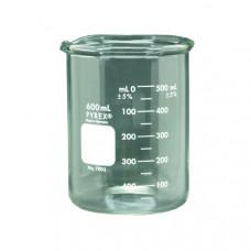 Glass Beakers - Pyrex - 600ml