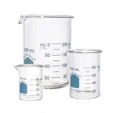Glass Beakers - Pyrex Vista