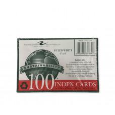 Index Cards - 100 Pack