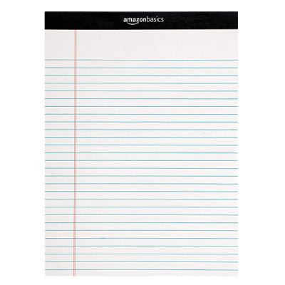 Notepad - Legal Size