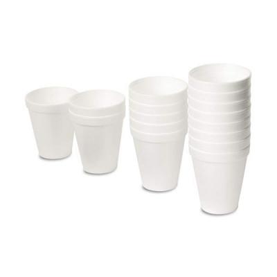 Foam Cups - 8oz - 500 Pack