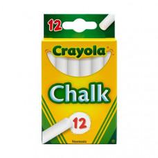 White Chalk Sticks - Crayola