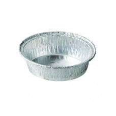 Aluminum Weighing Dishes - 75mm - 100 Pack