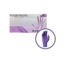 Microgrip Purple - Nitrile Glove