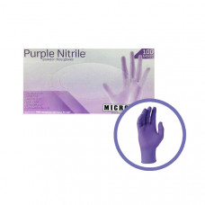 Microgrip Purple - Nitrile Glove
