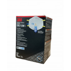 3M 8511 Face Mask - N95 Respirator - 10 Pack