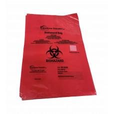 Biohazard Disposal Bags - 25 pack