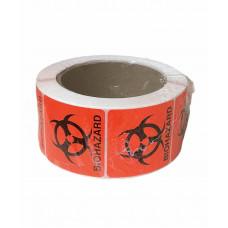 Biohazard Labeling Tape