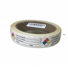 Chemical Labeling Tape