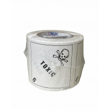 Toxic Labeling Tape