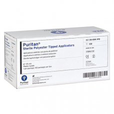 Sterile Polyester Tipped Applicators - Puritan - 25-806 1PD